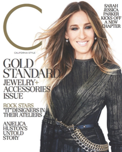 C MAGAZINE November 2014 - SJP Cover