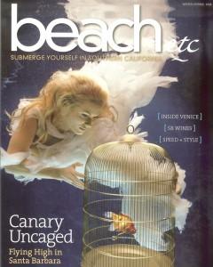 BEACH Cover Winter 2008