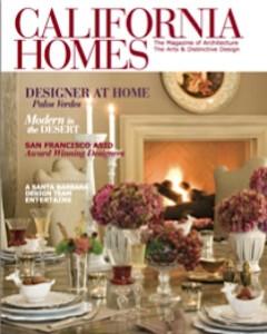 CALIFORNIA HOMES Dec 2011 COVER