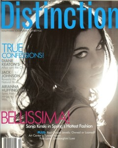 DISTINCTION March 2006