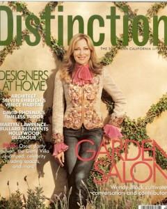Distinction Cover Jan 2006